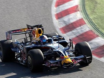 Команда Red Bull нашла нового спонсора