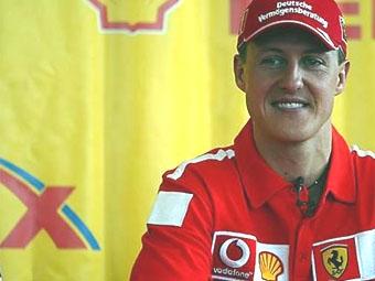 Михаэль Шумахер пожертвовал 250 тысяч евро молодым немецким гонщикам