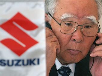 Бывший президент Suzuki вернется на пост в возрасте 78 лет