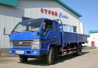 В Ульяновске планируют выпускать 70 тысяч китайских грузовиков в год