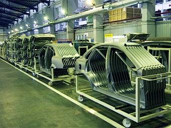 Российский завод GM в 2009 году будет работать по три дня в неделю