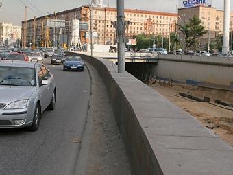 """Тоннель на """"Соколе"""" и мост в Крылатском откроют 27 декабря"""