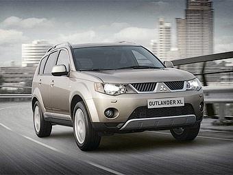 Mitsubishi Motors отзовет 200 тысяч кроссоверов и минивэнов