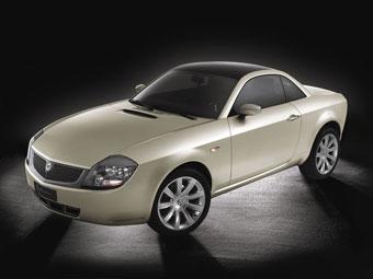 Новое купе Lancia представят во Франкфурте