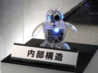 """Pioneer готов заменить """"гаишников"""" роботами-пингвинами"""