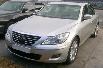 Появились шпионские фотографии серийной версии нового седана Hyundai