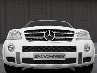 Kicherer занялся доводкой дизельного Mercedes ML