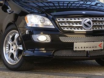 Kleemann разработал свою версию Mercedes ML 63 AMG