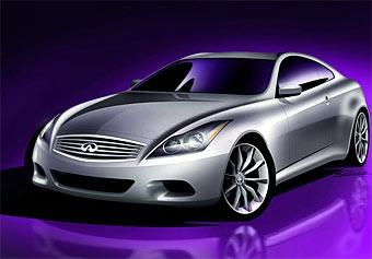Новое купе Infiniti будет носить имя G37