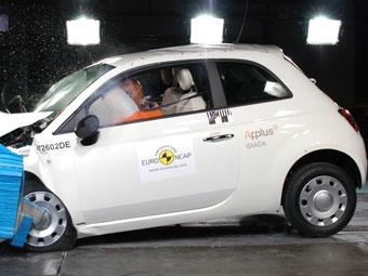 По методике EuroNCAP разбили четыре новых автомобиля