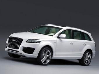 Audi покажет самый мощный дизельный внедорожник в мире в 2008 году