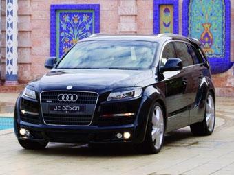 JE Design построила 500-сильный Audi Q7