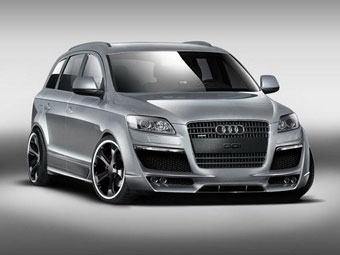 Ателье PPI разработало спорт-пакет для Audi Q7