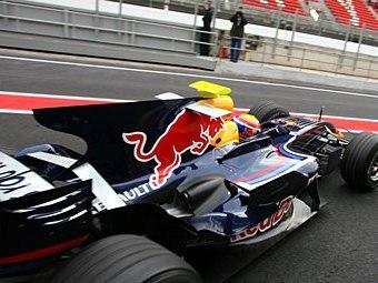Red Bull кардинально изменила аэродинамику своих болидов
