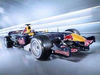 Red Bull надеется обогнать BMW Sauber