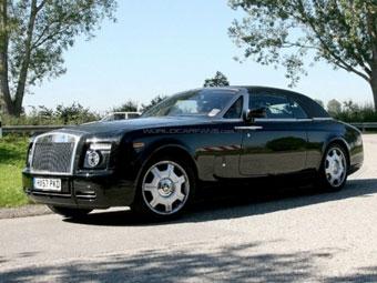 Rolls-Royce готовит новое купе