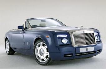 Rolls-Royce показал новый кабриолет
