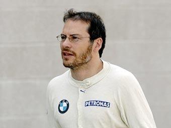 Команда BMW Sauber рассталась с Жаком Вильневом