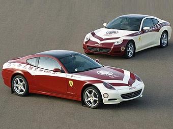 Ferrari устраивает автопробег по Индии