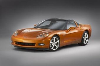 Chevrolet представила обновленный Corvette