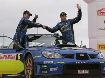 Крис Аткинсон на Subaru выиграл шейкдаун Ралли Швеции