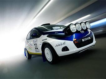 В Австралии построили раллийную Mazda2