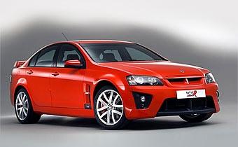 """Шестилитровый """"суперседан"""" Holden будет продаваться в Великобритании"""