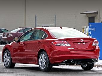 Американская Mazda6 получит другой дизайн кузова