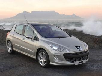 Peugeot рассекретила модель 308