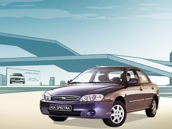 Kia продлила гарантию на российские машины