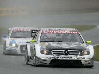 Ральф Шумахер провел вторую тестовую серию DTM