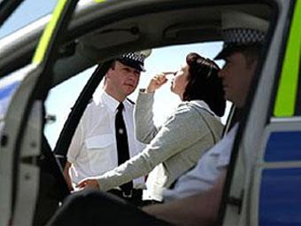 Британских водителей заставят пройти тесты на координацию