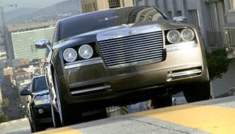 Роскошный седан Chrysler появится в 2009 году