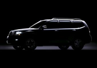 В Детройте Kia покажет новый семиместный внедорожник