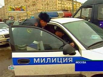 В Москве закрывается управление ГАИ