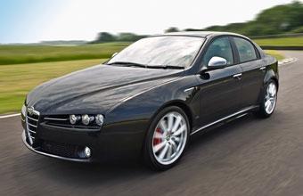 Alfa Romeo разработала спорт-пакет для модели 159