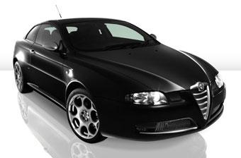 Alfa Romeo выпустит особую серию модели GT