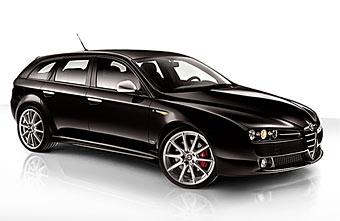 Alfa Romeo анонсировала спорт-пакет для Alfa Romeo 159