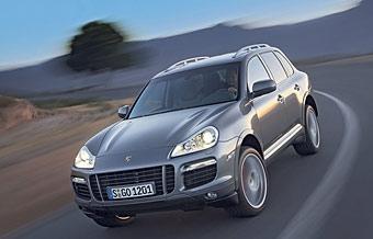 Porsche представил новый Cayenne