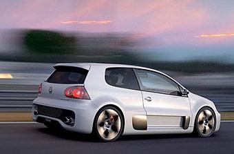 Volkswagen построил среднемоторный 650-сильный Golf