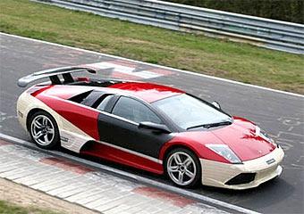 Lamborghini готовит облегченную версию Murcielago LP640