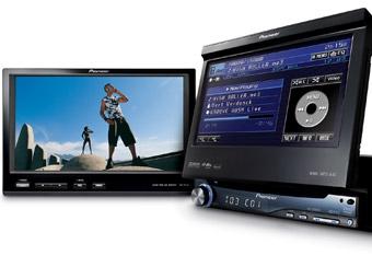 Pioneer представил аудиосистемы 2008 модельного года