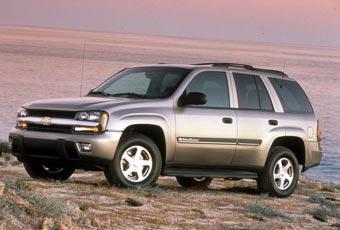 GM грозит отзыв 800 тысяч внедорожников