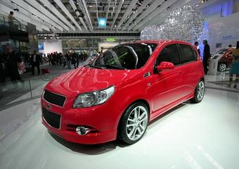 В Польше начался выпуск Chevrolet Aveo