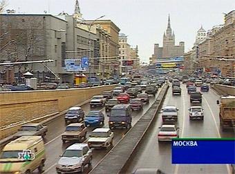 """Из-за """"Наших"""" в Москве перекроют движение"""