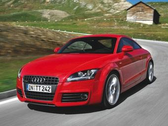 Audi TT получила дизельную версию