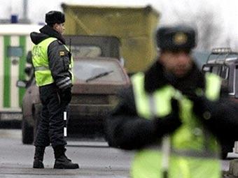 Инспекторы ГИБДД в Краснодарском крае проверяют мобильники
