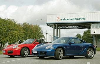 Porsche продолжит в Финляндии выпуск моделей Boxster и Cayman