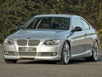Hartge установил на купе BMW 3-Series двигатель от M5