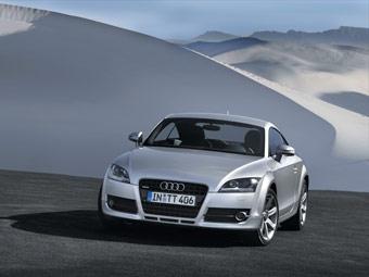 Базовая версия Audi TT получит систему полного привода